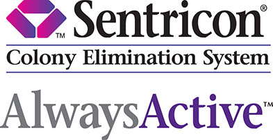 Sent always active logo